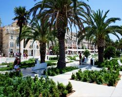 Transfer from Dubrovnik to Split